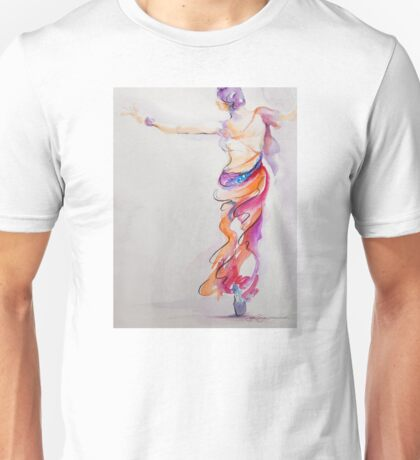 a dance for the maestro Unisex T-Shirt