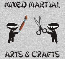 Mixed Martial Arts Crafts Kids Clothes