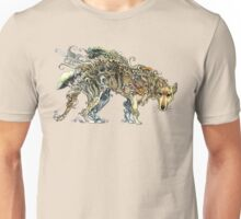 A Phantom in the Wilderness - The Thylacine. Unisex T-Shirt