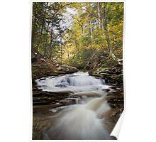 Seneca Falls (Autumn) Poster