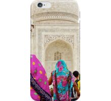 Taj Mahal Women iPhone Case/Skin