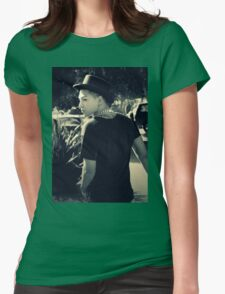TAEYANG- RISE Womens Fitted T-Shirt