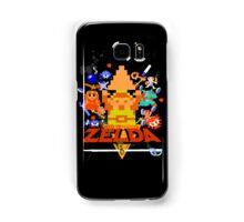 Star Wars Movie Poster Meets A Zelda Themed Epic Win! Samsung Galaxy Case/Skin