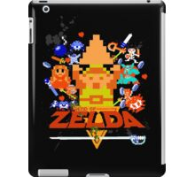 Star Wars Movie Poster Meets A Zelda Themed Epic Win! iPad Case/Skin