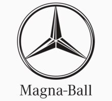 Magna Ball Benz One Piece - Short Sleeve