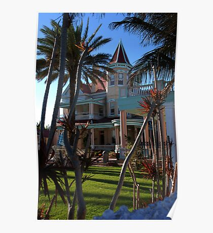 The Southernmost Hotel in Key West, FL Poster