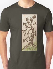 Young Willow Tree, Going With the Flow T-Shirt