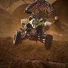 Through the Dust! by Jason  Burris