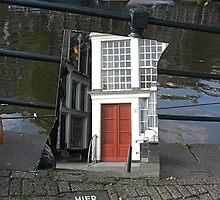 Amsterdam Reflection 2 by Ian Ker