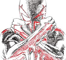 Spider-Man 2099 by blackcross