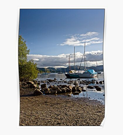 Ullswater from Gale Bay Poster