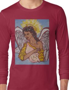 My Lovely Nubian Angel Long Sleeve T-Shirt