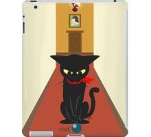In the corridors iPad Case/Skin