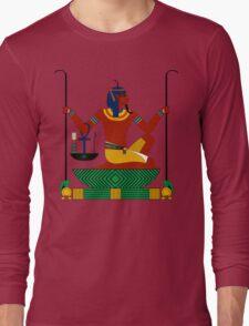 Heh   Egyptian Gods, Goddesses, and Deities Long Sleeve T-Shirt