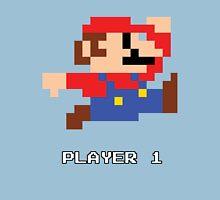 Mario Player 1 Unisex T-Shirt