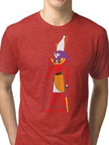Horus [FRESH Colors]   Egyptian Gods, Goddesses, and Deities Tri-blend T-Shirt