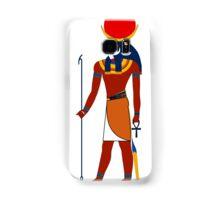 Khonsu as Falcon | Egyptian Gods, Goddesses, and Deities Samsung Galaxy Case/Skin