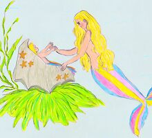 Mother Mermaid by Rosalie Scanlon