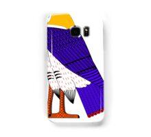 Horus as Falcon [FRESH Colors] | Egyptian Gods, Goddesses, and Deities Samsung Galaxy Case/Skin