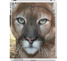 Mac Cougar iPad Case/Skin
