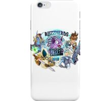 Blizznerds* Exclusive iPhone Case/Skin