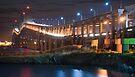 The Richmond - San Rafael Bridge by MattGranz
