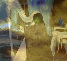 The Ghostly Goulie Girl by Joni  Rae