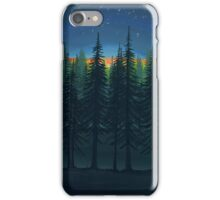 Moonrise at Twilight Starshine iPhone Case/Skin