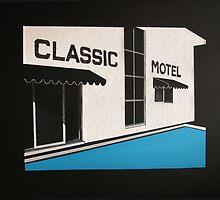 Classic Motel by mawk