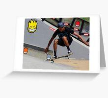 skate park !! Greeting Card