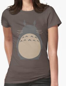My Neighbor Totoro - Two Colour Womens Fitted T-Shirt
