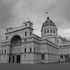 Exhibition Building, Melbourne by BreeDanielle
