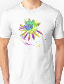 Psychedelic Flower  Unisex T-Shirt