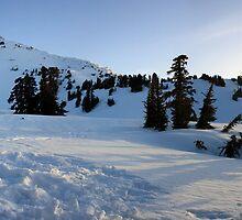 Mt. Lassen Waking by IAIO