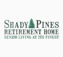 Shady Senior Life Baby Tee
