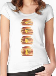 Cheesy Women's Fitted Scoop T-Shirt