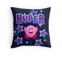 Hyper Throw Pillow
