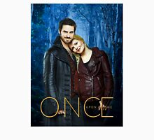 Captain Swan Comic Poster Version 2 Unisex T-Shirt