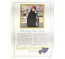 Advertisements Photoplay Magazine July through December 1920 0755 Garden Court Poster