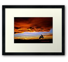 AIRBOURNE (LIMITED EDITION) Framed Print