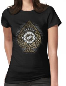 Gamble Womens Fitted T-Shirt