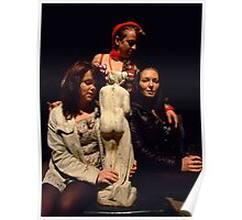the three degrees Poster