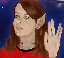 ELEVENELEVEN , live long and prosper ! by Ray Jackson