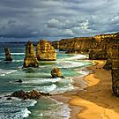 Twelve Apostles 2 - HDR by peterperfect