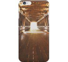 Historic Covered Bridge  iPhone Case/Skin