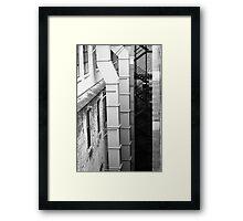 Narrows Framed Print