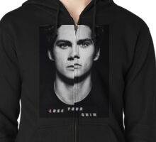 Lose Your Mind  Zipped Hoodie