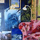 Four Paintings by Estelle O'Brien