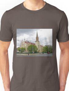 Storm over St Andrews Unisex T-Shirt