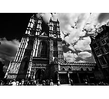 Gothic Church of Westminster Photographic Print